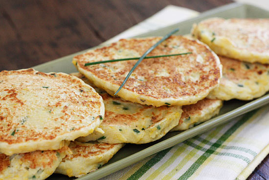 Summer-Squash-and-Chive-Pancakes