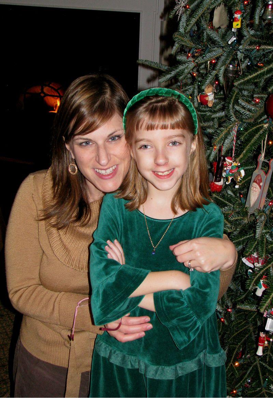 Me & Hope Christmas Eve