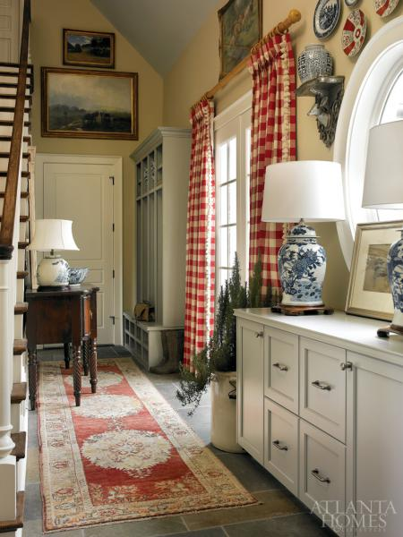 James Farmer Mudroom