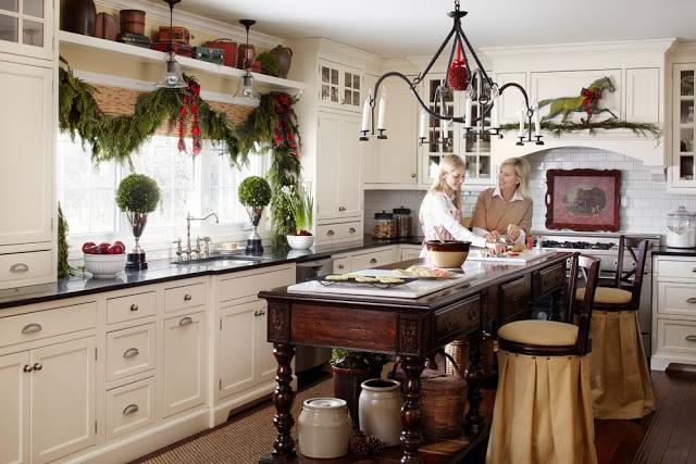 The Polo House Kitchen