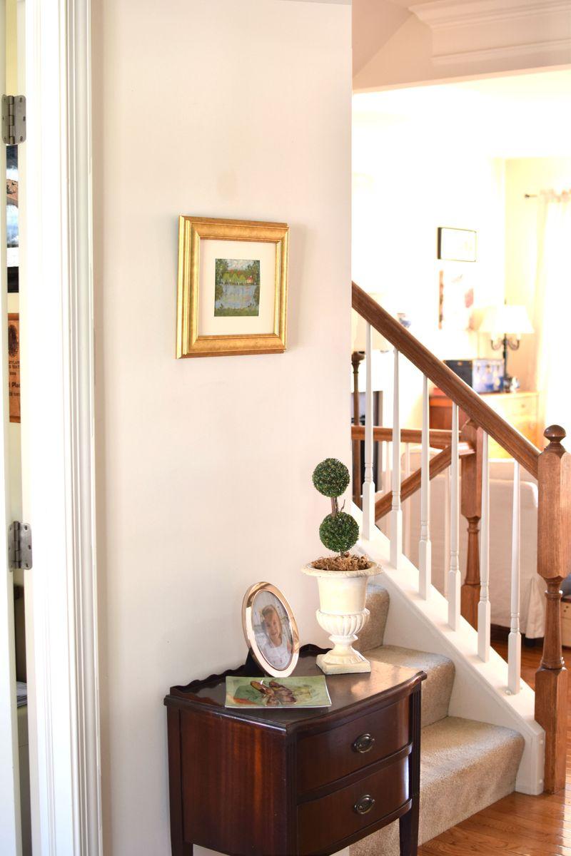 Painting in Hallway