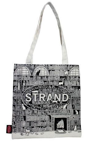 Strand Tote Bag