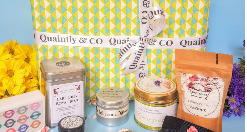 Quaintly & Co Tea Time