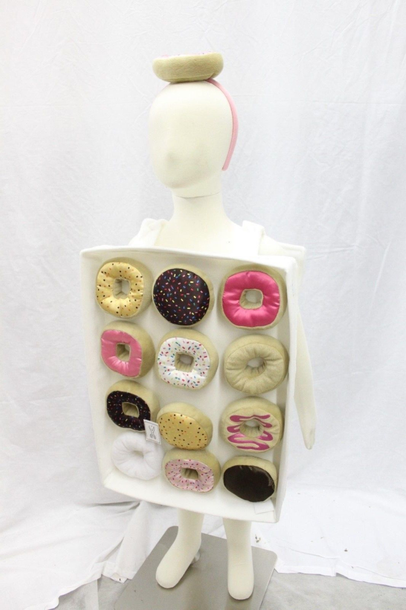 Box of Donuts Costume